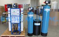 Filtragem por Osmose Reversa da Água da Torneira 6,000 GPD - EUA