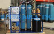 Sistema de Filtragem de Água Montado em Suporte 1,200 GPD - EUA