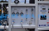 Pacote Comercial de Osmose Reversa de Água do Mar Offshore 2X 3,200 GPD - Malásia