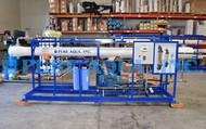 Kit Comercial de Osmose Reversa de Água do Mar 16,000 GPD - Tailândia