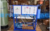 Unidade Comercial de Osmose Reversa de Água do Mar 7,600 GPD - EUA