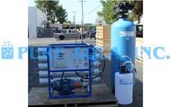 Equipamento Comercial de Osmose Reversa de Água do Mar 5,500 GPD - México