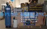 Sistema de Osmose Reversa de Água do Mar 4,700 GPD - Rússia