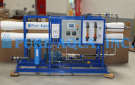 Máquinas de Osmose Reversa de Água do Mar 24,000 GPD - Papua Nova Guiné