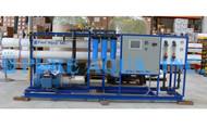 Osmose Reversa Industrial de Água do Mar 2x 200m3/Dia - Azerbaijão
