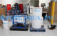 Sistema de Osmose Reversa de Água do Mar 700 GPD - EUA