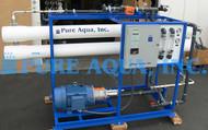 Sistema Industrial de Osmose Reversa de Água do Mar 22,000 GPD - EAU