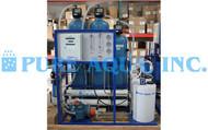 Sistema de Osmose Reversa de Água do Mar 2,000 GPD - Gana