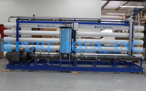 Planta Industrial de Osmose Reversa de Água do Mar 136,000 GPD - Maldivas
