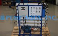 Sistema de Osmose Reversa de Água do Mar 6,000 GPD - EUA