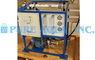 Unidade de Osmose Reversa de Água do Mar 1,300 GPD - EUA