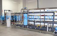 Dessalinizador Industrial e Unidade de Osmose Inversa de Dupla Passagem de Água Salobra 130,000 GPD - Omã