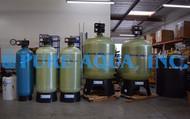 Sistema de Filtragem Comercial para Redução de Metais 35 GPM - Guatemala