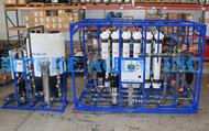 Sistema Industrial de Ultrafiltração 120,000 GPD - EUA