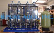 Sistema de Filtração Duplex para Redução de Mercúrio 150 GPM - EUA