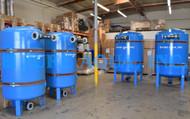 Sistemas de Filtragem Dupla para Usinas Elétricas 200 GPM - Nigéria