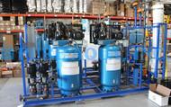 Sistema de Ultrafiltração 43,200 GPD - EUA