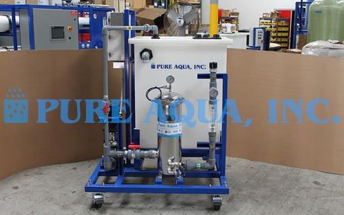 Sistema de Limpeza no Local 30 GPM - EUA