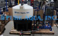Suporte de Limpeza por Osmose Reversa 120 GPM - EUA