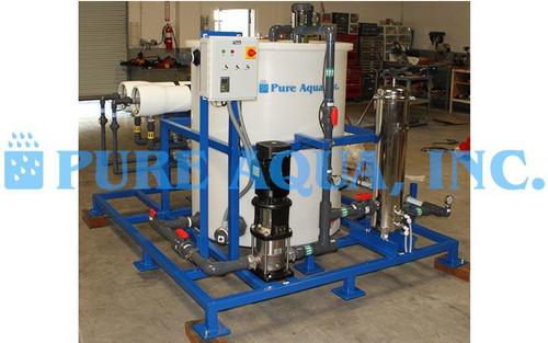 Sistema de Limpeza por Osmose Reversa 80 GPM - EUA