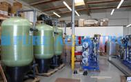 Filtros de Areia Verde 3X 110,880 GPD - Canadá