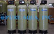 Filtros de Mídia de Areia Verde 4 x 20 GPM - Chile