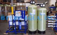 Sistema de OR com Suporte de Limpeza de Membrana para Serviços de Lavanderias Industriais - 22,000 GPD - Saipan