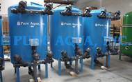 Sistemas de Filtragem de Mídia Industrial 3x 181,400 GPD - Filipinas