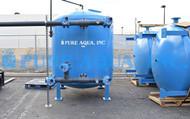 Sistema de Filtragem Industrial em Múltiplas Camadas 250 GPM - México