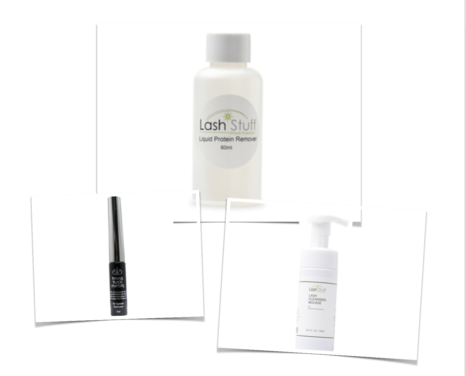 eyelash extension supplies