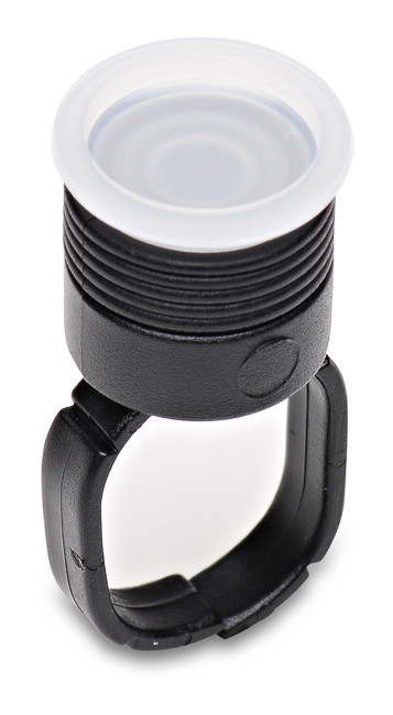 Eyelash Extension Adhesive Ring (cups sold Separately) lashstuff.com