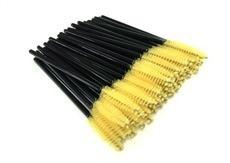 yellow mascara brushes lashstuff.com