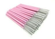 white and pink mascara brushes lashstuff.com