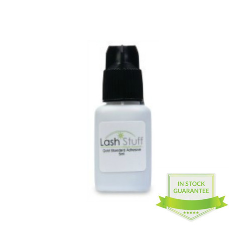 Gold Standard Eyelash Extension Adhesive is perfect for new eyelash extensions artists who are just starting out.