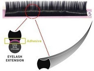 Lash Stuff Flat Lash (Elipse) Eyelash Extensions