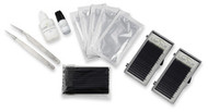 Get a sample of Lash Stuff eyelash extension supplies with this sample kit.