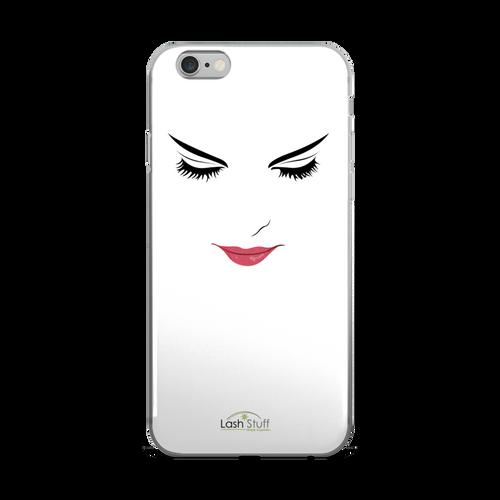 Lash & Lips Cell iPhone Case LashStuff.com