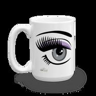 Eyelash Wink Mug LashStuff.com