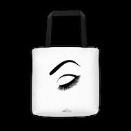 Eyelash Tote Bag LashStuff.com