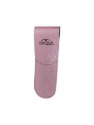 Pink double eyelash extension tweezer case by Lash Stuff