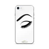 Eyelash iPhone Case LashStuff.com