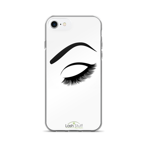 Eyelash iPhone Case LashStuff.com