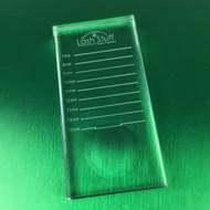 Glass Eyelash Extension Tile