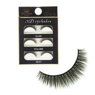 Practice eyelashes for eyelash extensions