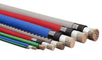 TELCO FLEX KS24194 L3 CLASS B CTN BRAIDED CABLE - 4 AWG - Bulk Cable - Choose Length and Cable