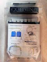 CCH-CS24-A8-P00KE - Splice Cassette, CCH-CS, Duplex LC, 24F, 62.5µm OM1, 250µm single fiber