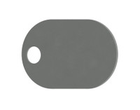 "145P Power Tag - 145P POWER ID TAG 1"" X 1-3/4"" 847755246 A0814286"