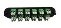 CCH-CP24-B3 - Adapter Plate 24 Fiber APC LC Single Mode Duplex - CCH Footprint Equal to CCHCP24B3