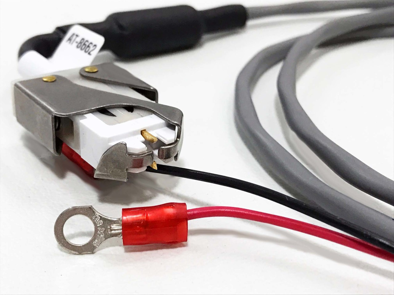 Cool At8662D8F One Pair Test Cord For 110 Type Blocks 8Ft Txm Wiring Cloud Hisonuggs Outletorg