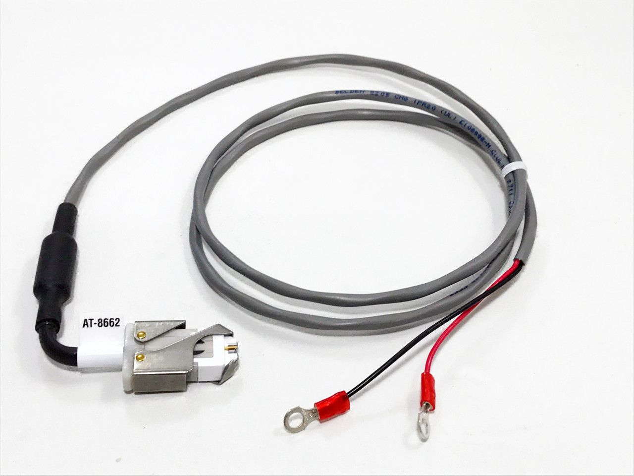 Outstanding At8662D8F One Pair Test Cord For 110 Type Blocks 8Ft Txm Wiring Cloud Hisonuggs Outletorg